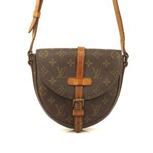 Auth Louis Vuitton Chantilly Mm #5841L16